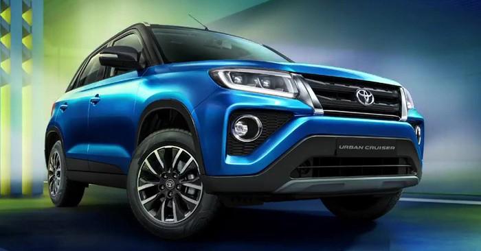 Toyota Urban Cruiser Kembaran Suzuki Vitara Meluncur