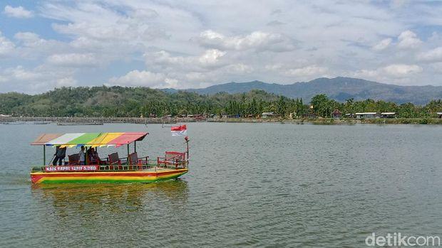 Wisata Perahu Rakit Klaten