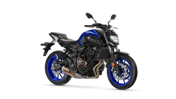 Yamaha MT-07