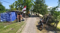 Di Tengah Zona Merah Sidoarjo, Dusun Ini Masih Steril dari COVID-19