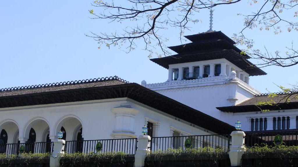 Corona Menggila! Pejabat di Jabar Terpapar-Gedung Sate Lockdown