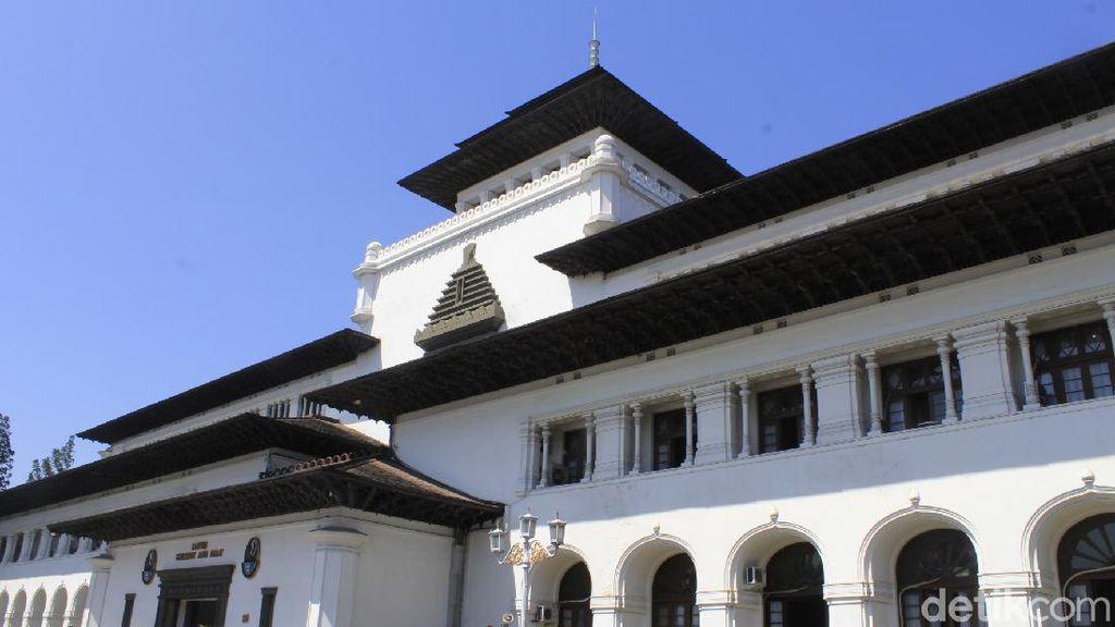 Satgas Temukan Klaster Keluarga di Balik Kasus Corona Gedung Sate
