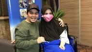 Indra Bekti Beberkan Penyakit Efusi Pleura yang Dialami Sang Istri