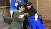 Melihat Istrinya Sakit, Indra Bekti Pasrah soal Bayi Tabung