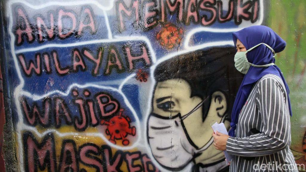 Ada 12 Kab/Kota di Indonesia yang Masuk Zona Hijau Corona, Mana Saja?