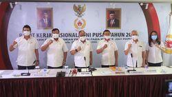 KONI Pusat Terima Delapan Anggota Baru, Wing Chun Ditolak