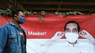 Setahun Jokowi, Ini Sederet Strategi Pemerintah Hadapi COVID-19