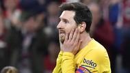 Messi Yakin Mau Tinggalkan Barca? Bisa Gagal Patahkan Rekor Pele lo