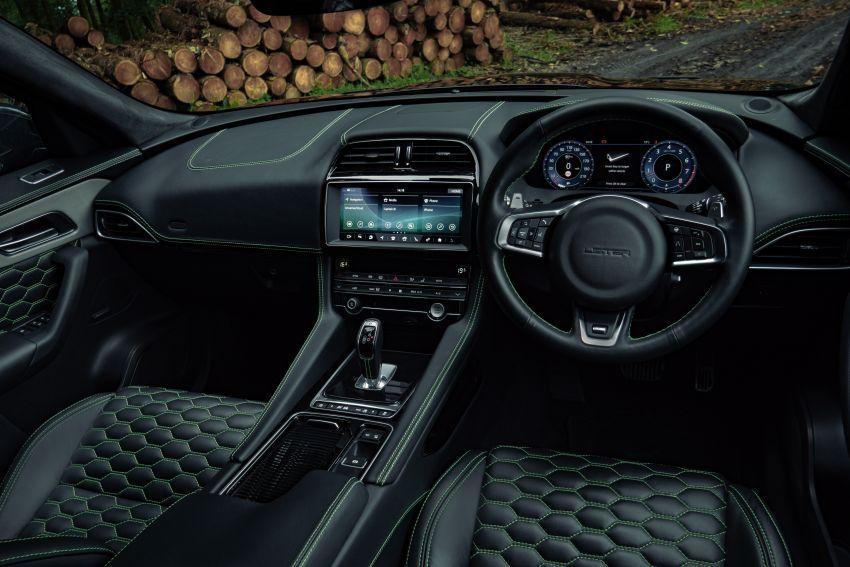 Lister Stealth Dijuluki sebagai SUV tercepat di Inggris.