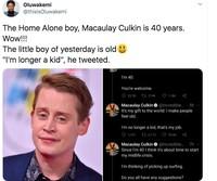 Meme Macaulay Culkin