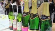 Bir dan Champagne Label Halal hingga Minuman Penyebab Kegemukan
