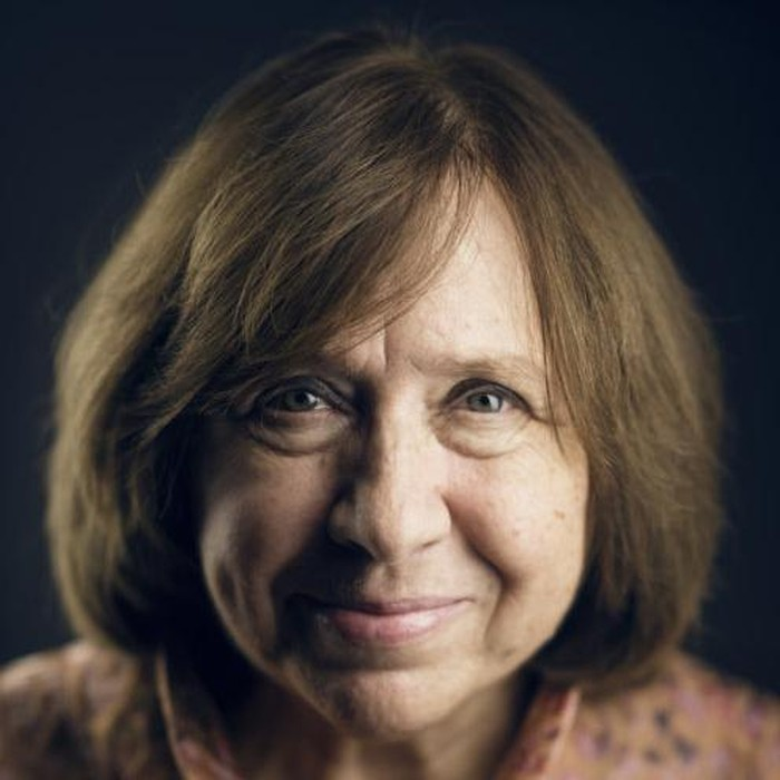 Peraih Nobel Sastra 2015 Svetlana Alexievich