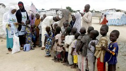 WHO menyatakan benua Afrika bebas dari virus polio liar setelah berupaya puluhan tahun lamanya, meskipun masih ada ancaman virus polio yang bermutasi.