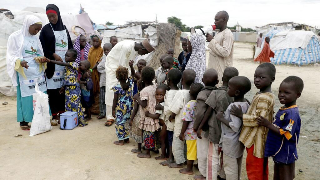 Meski Kasus COVID Rendah, Jutaan Warga Afrika Terancam Miskin Ekstrem