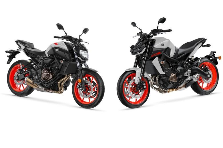 PT Yamaha Indonesia Motor Manufacturing (YIMM) resmi memperkenalkan motor CBU MT-07 dan MT-09 terbaru yang dibawa langsung dari Jepang.