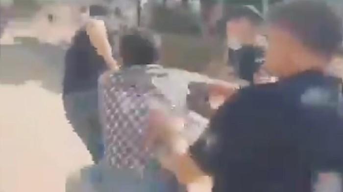 Viral Penangkapan Tokoh Adat Kinipan di Kalteng