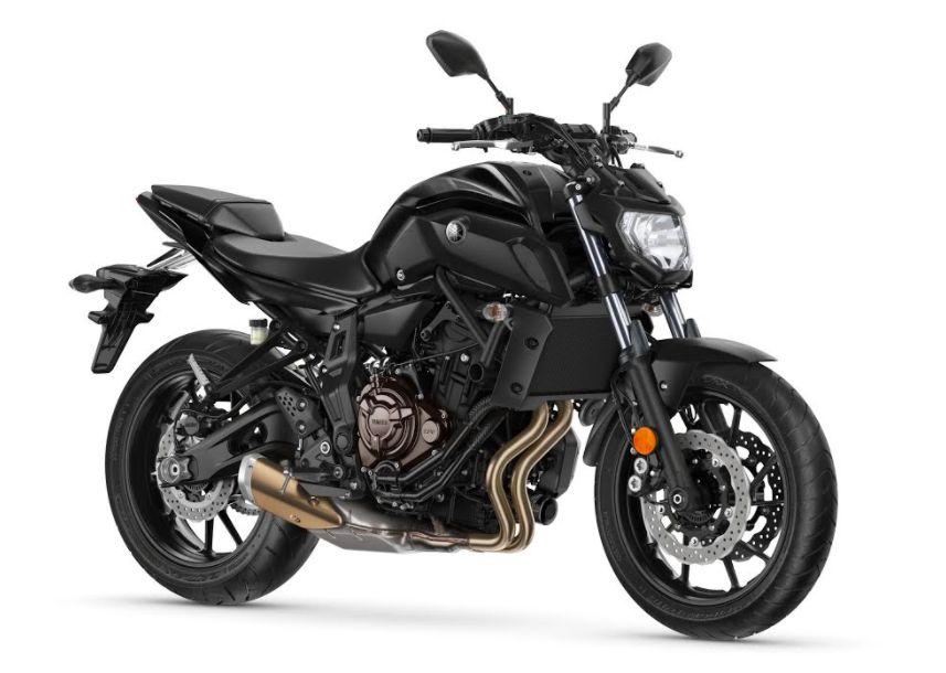 Yamaha MT-07 dan Yamaha MT-09
