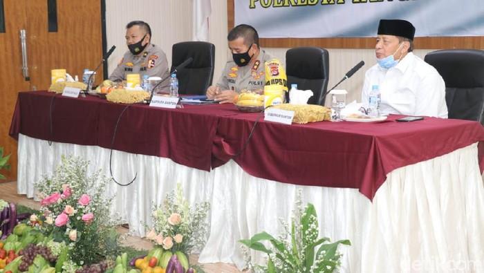 8 Polsek di Tangerang Minta Dimasukan ke Wilayah Hukum Polda Banten