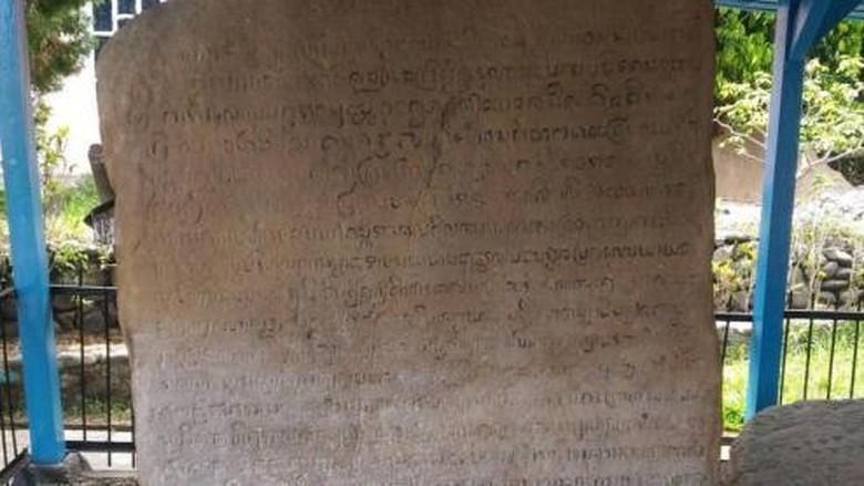 3 batu ajaib di Batusangkar, Sumbar