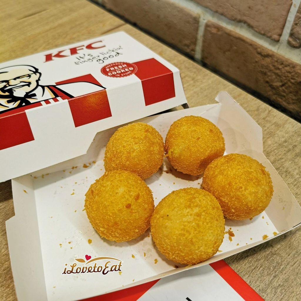 KFC Tawarkan Menu Durian Goreng
