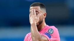 Eden Hazard Pemain Paling Frustrasi Saat Ini
