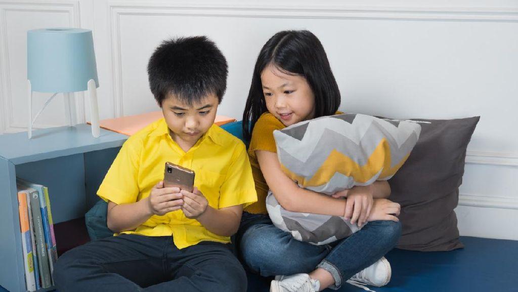 Detoksifikasi Gawai dan Kesehatan Mental Anak
