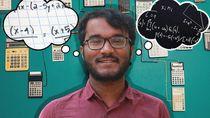 Menangi Kejuaraan Dunia Mencongak, Pria India Jadi Kalkulator Manusia Tercepat