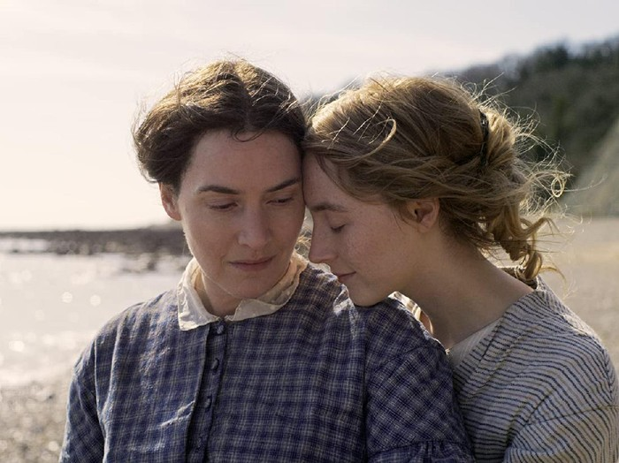 Kate WInslet bintangi Ammonite bersama Saoirse Ronan