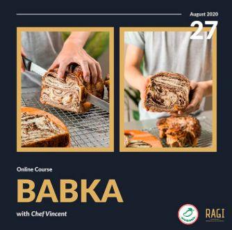 Kursus baking online