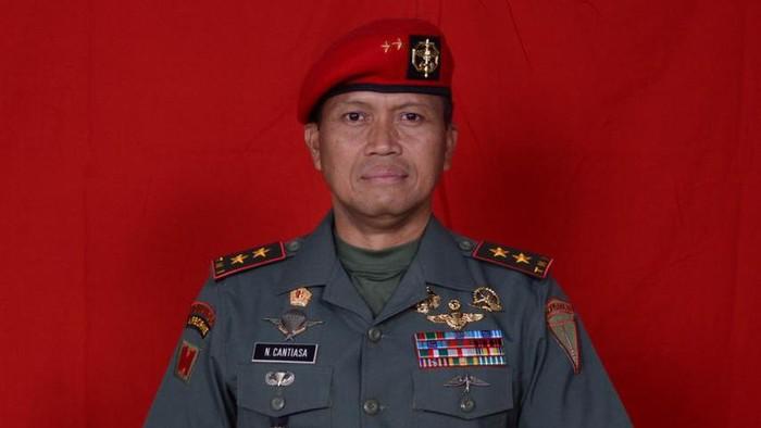 Mayjen TNI I Nyoman Cantiasa