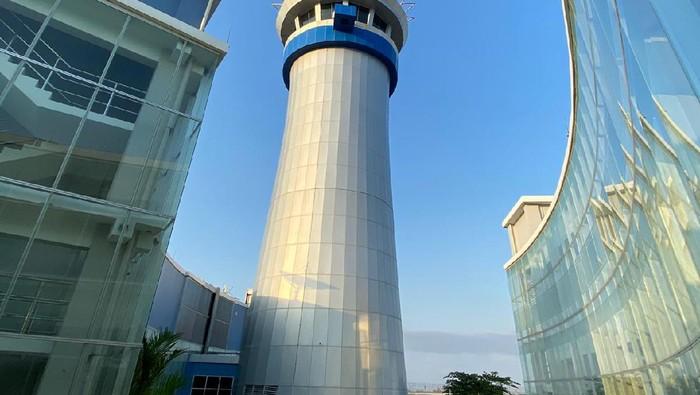Menara ATC Bandara Kulon Progo/Dok Airnav