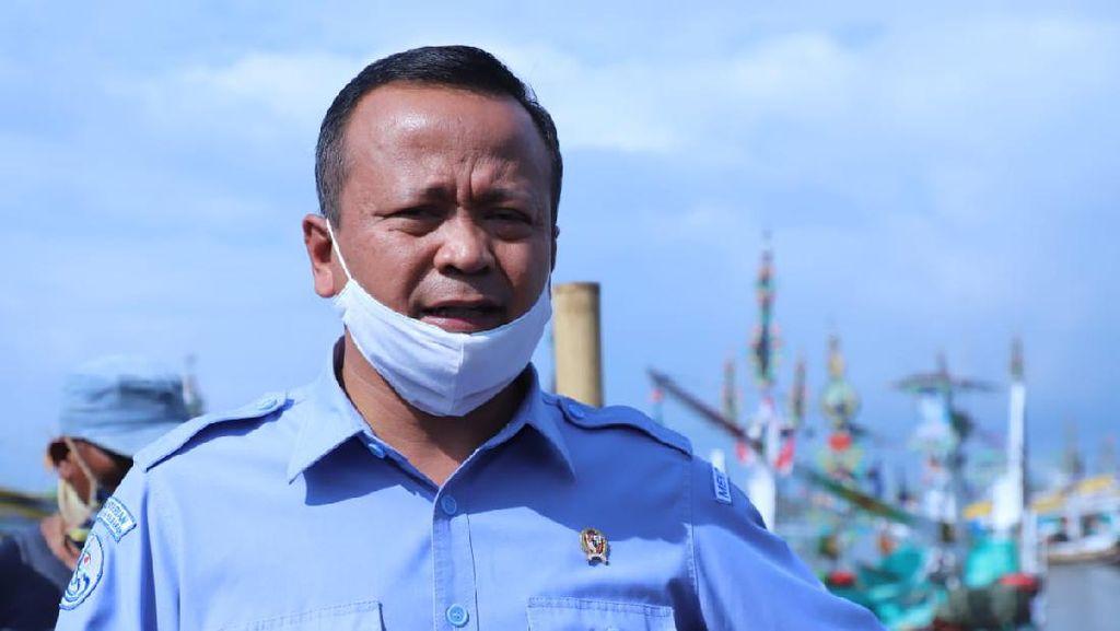 KPK Tangkap Menteri KKP Edhy Prabowo