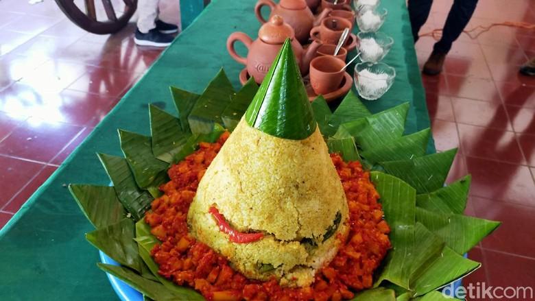 Kuliner khas Cirebon.