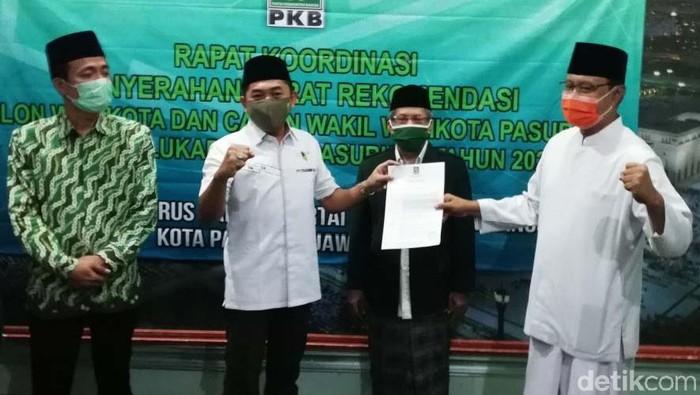 PKB Resmi Tunjuk Gus Ipul Jadi Calon Wali Kota Pasuruan
