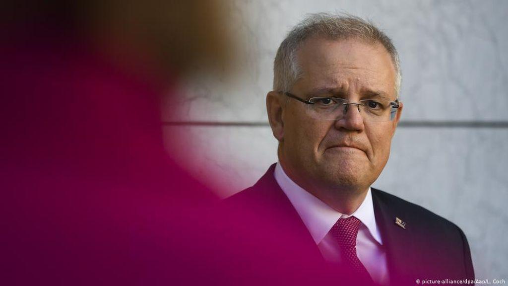 Dengan Suara Bergetar, PM Australia Kenang Tentaranya di Afghanistan