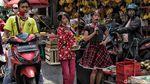 Potret  Zona Merah Corona di Pademangan Barat Jakut