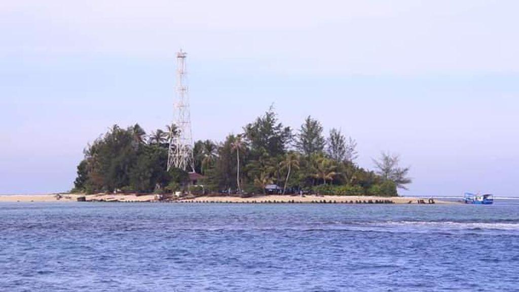 Pulau Tikus Tinggal Setengah Hektare, Pemprov Bengkulu Dukung Reklamasi