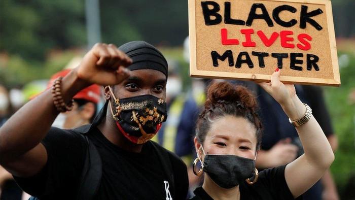 Rasisme: Gerakan Black Lives Matter dorong Jepang hadapi masalah ras di negara sendiri