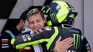 Rossi Pensiun dari MotoGP, Quartararo: Kamu Memotivasiku