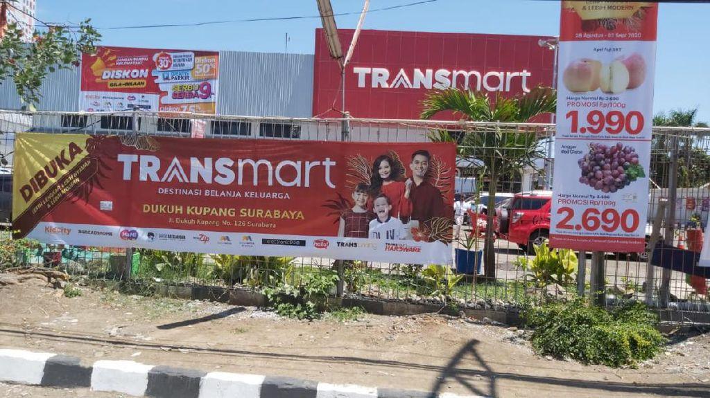 Transmart Perusahaan Nasional, Tak Ada Kaitan dengan Prancis