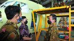Kunjungi PT DI, Wamenhan Dorong Industri Pertahanan Dalam Negeri