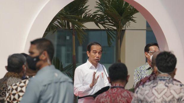 Yogyakarta International Airport (YIA) atau Bandara Kulon Progo diresmikan Presiden Joko Widodo (Jokowi), Jumat (28/8/2020).