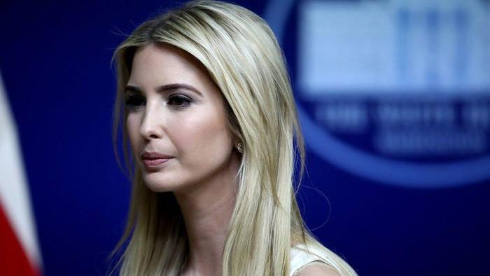 Ivanka Trump, putri presiden yang menuai kontroversi lantaran perannya yang tidak jelas di Gedung Putih