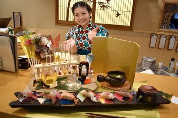 Nadeshico Sushi