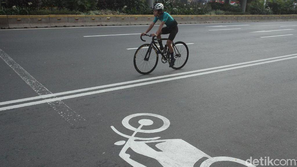 Biar Aman Terkendali, Simak Lagi Rincian Aturan Bersepeda