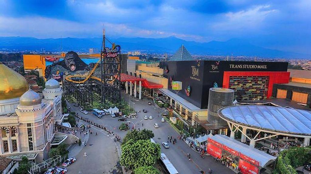 Liburan Aman, Ada Promo Tiket Buy 1 Get 1 Free di Trans Studio Bandung