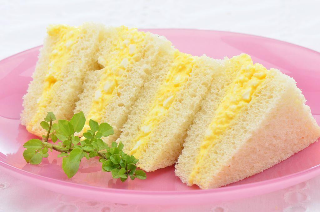 3 Varian Egg Sandwich