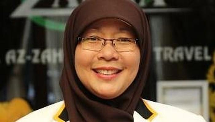 Anggota DPRD DKI Umi Kulsum (Instagram Ahmad Riza Patria)