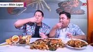 Bikin Laper! Seafood Saus Padang dan Lobster Gajah Leleh yang Gurih Enak