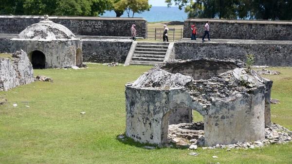Diketahui, situs Benteng Indra Patra berukuran 4.900 meter persegi itu didirikan tahun 604 Masehi oleh Kerajaan Hindu Lamuri dan pernah dijadikan sebagai benteng pertahanan melawan Portugis oleh Kerajaan Sultan Iskandar Muda (1607-1636 Masehi) dan kini kondisinya membutuhkan perbaikan karena beberapa bangunan situs tersebut rusak dan dikhawatirkan terancam punah.